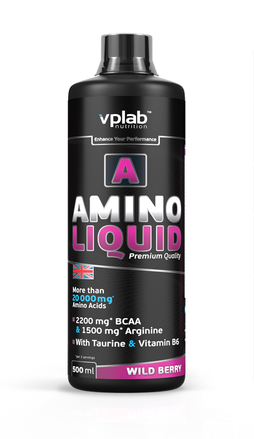 VPLab Amino Liquid 500.ml