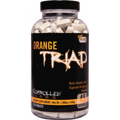 Controlled Labs Orange Triadn 270.tab