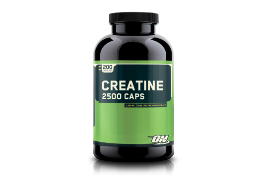 Optimum Nutrition Creatine 2500 Caps 200.kap