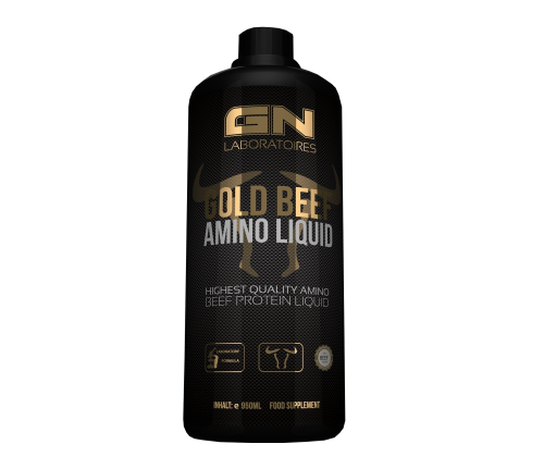 GN Laboratories Gold Beef Amino Liquid 950.ml