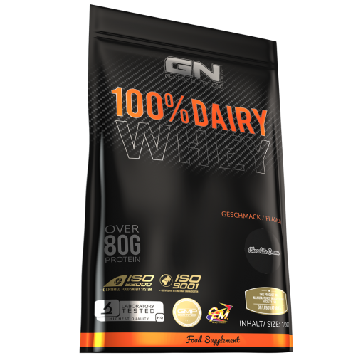 GN Laboratories 100% Dairy Whey 1000.gr