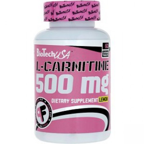 L-Carnitine Chewing 500.мг 60.таб