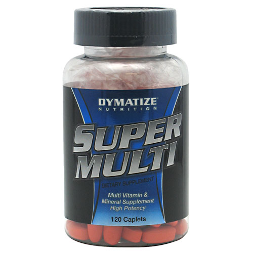 Dymatize Nutrition Super Multi 120.кап