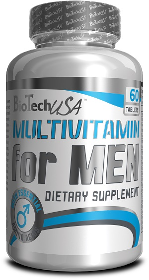 Multivitamin for Men 60.kap