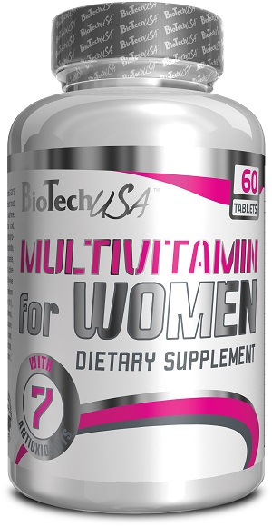 Multivitamin for Women 60.