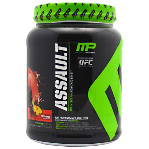 Muscle Pharm Assault 435.g