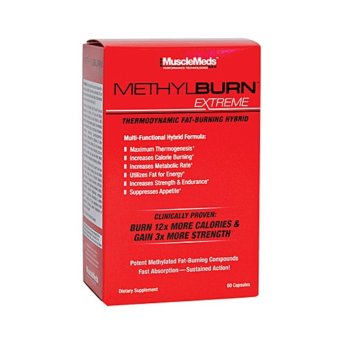 MuscleMeds MethylBURN extreme 60.kap