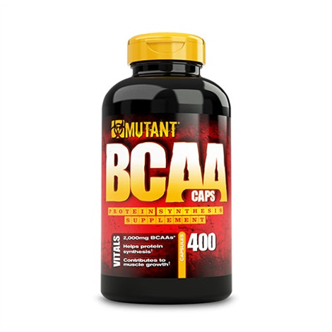 MUTANT BCAA CAPS 400.kap
