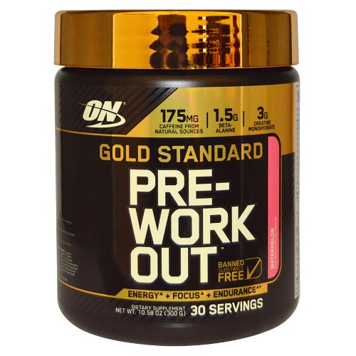 Optimum Gold Standard Pre-Workout 300.gr