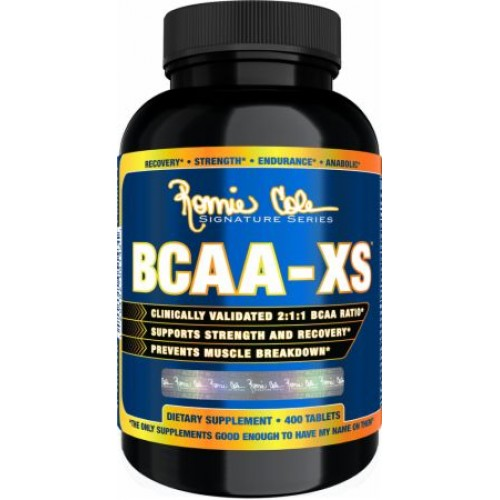 RONNIE COLEMAN BCAA-XS 400.Tab