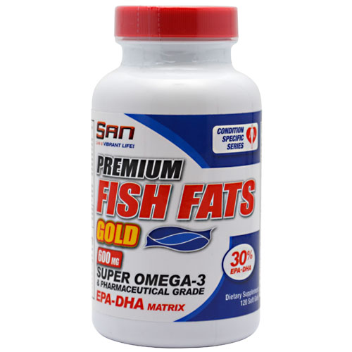 SAN Premium Fish Fats Gold 120.kap