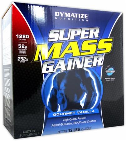 SUPER MASS GAINER 5.44Kg