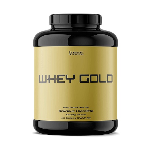 Ultimate Nutrition Whey Gold 2.267.Kg