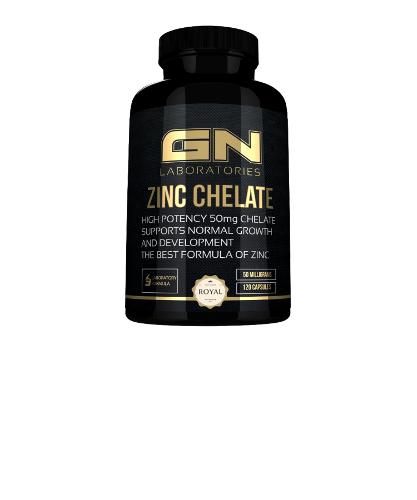 GN Laboratories Zinc Chelate 120.kap