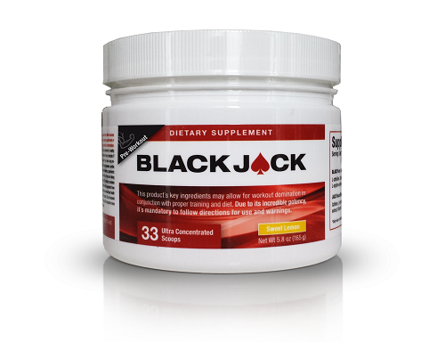 Blackjack supplements Black Jack 165.gr