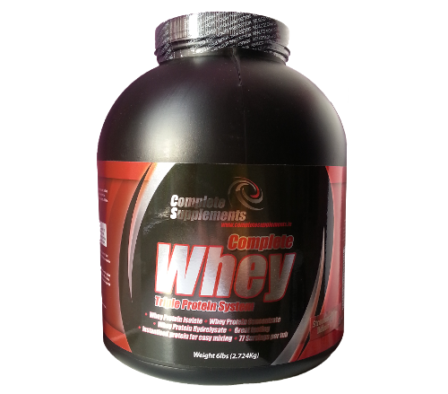 Complete Whey 2721.g