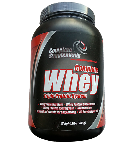 Complete Whey 908.g