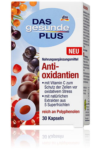 DM Anti-oxidantien 30.кап