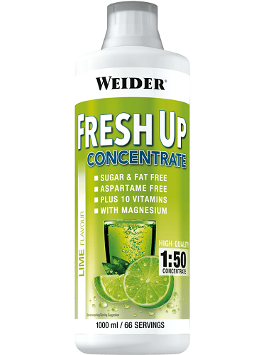 Weider Fresh Up Concentrate 1000мл