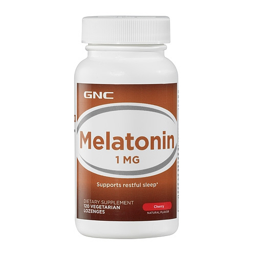 GNC Melatonin 1 mg - Cherry 120.tab