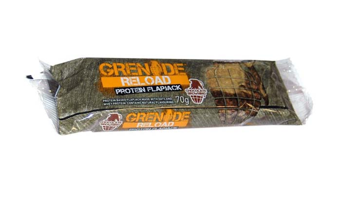 Grenade Reload Protein Flapjacks 70.г