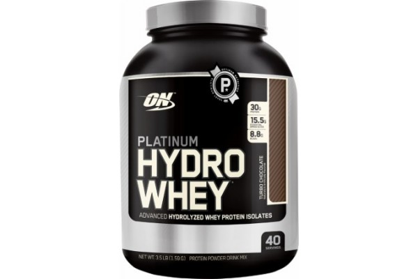Optimum Nutrition Platinum Hydro Whey 1590.gr