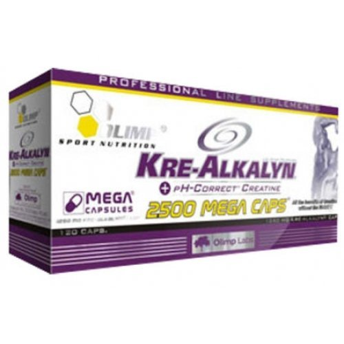 Olimp Kre Alkalyn 120.kap