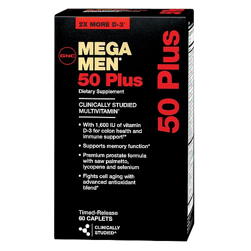 Mega Men 50 Plus 60.каp