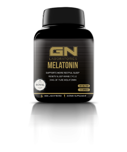 GN Laboratories Melatonin 90.кап