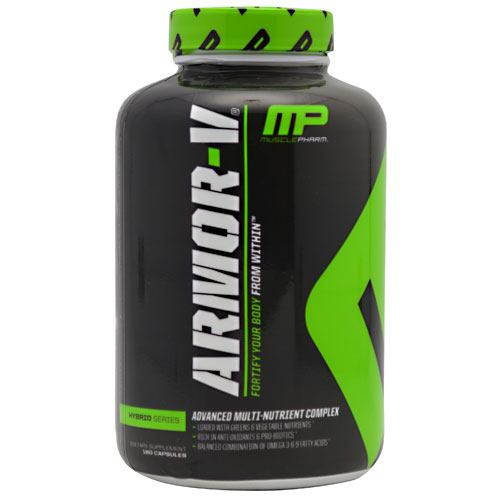 MusclePharm Armor-V 180cap