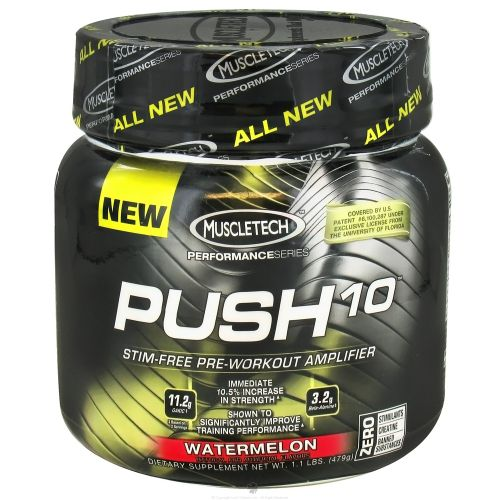 Muscletech PUSH10 487.gr