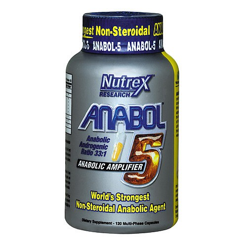 nutrex anabol 5 120.капс