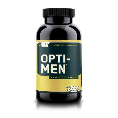 Optimum Nutrition-Opti men 180.tab