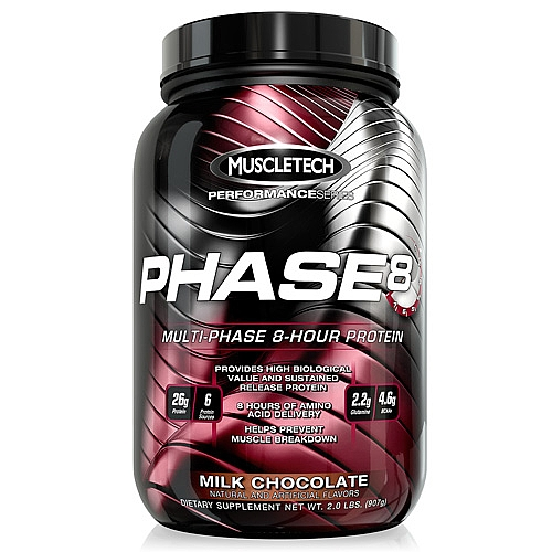 MuscleTech Phase 8 Performance Series 907.г
