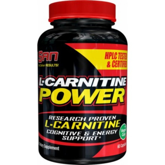 SAN L-Carnitine power 60.kap