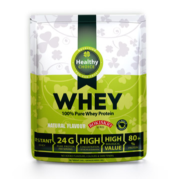 HEALTHY CHOICE WHEY PROTEIN 2.kg