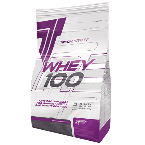 Trec Nutrition 100% Whey Protein Concentrate 2275.gr
