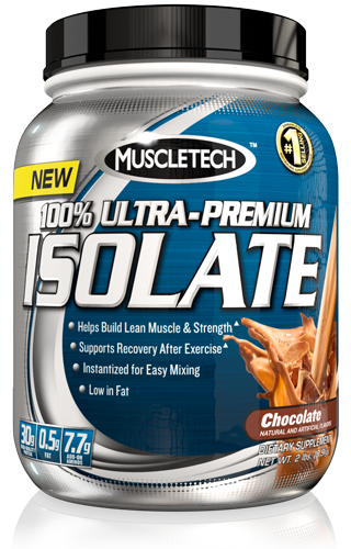MuscleTech 100% Ultra-Premium Isolate 907.gr