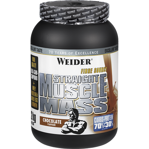 Weider Straight Muscle Mass 2.kg