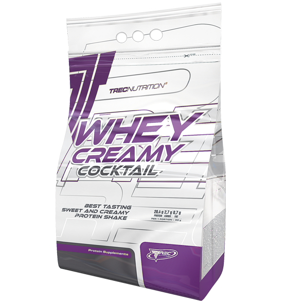 Trec Nutrition Whey Creamy Cocktail 2275.gr