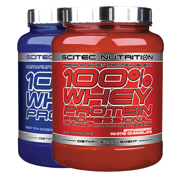 100% Whey Protein 2350.г